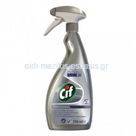 Cif Professional Stainless Steel 750ml