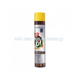 Cif Wood Furniture Polish 400ml