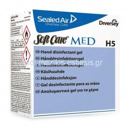 Απολυμαντικό Χεριών SoftCare Des E H5 5lt