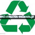 Κάδος Απορριμμάτων 80lt Πλαστικός Επαγγελματικός/Οικιακός, Με Πεντάλ-Ρόδες-Πλαστικό Στεφάνι, Μπλε